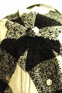 AMI ALEXANDRE MATTIUSSI(アミアレクサンドルマテュッシ) ウールパネル サイズ[表記無] メンズ キャップ帽子 【中古】【ブランド古着バズ