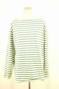 セントジェームス SAINT JAMES ボートネックTシャツ サイズF5 GB40 NL50 メンズ 【中古】【ブランド古着バズストア】
