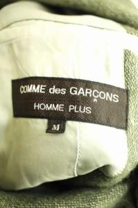 COMME des GARCONS HOMME PLUS(コムデギャルソンオムプリュス) AD1994 縮絨ウール3B サイズ[M] メンズ テーラードジャケット 【中古】【