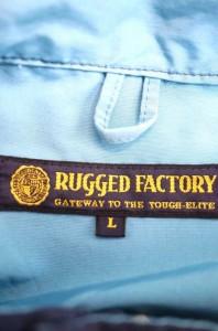 RUGGED FACTORY(ラギッドファクトリー) 60/40クロス マウンテンパーカー サイズ[L] メンズ マウンテンジャケット 【中古】【ブランド古着