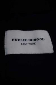 PUBLIC SCHOOL ジョガーパンツ サイズ[XS] メンズ イージーパンツ 【中古】【ブランド古着バズストア】【040118】