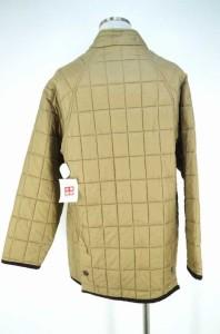 バブアー Barbour キルティングジャケット サイズSMALL メンズ 【中古】【ブランド古着バズストア】
