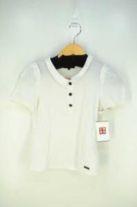 dfe0c0f29f89fd バーバリーブラックレーベル BURBERRY BLACK LABEL ポロシャツ サイズEUR:38 レディース 【中古】【