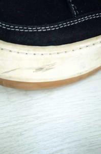 ブランド不明 USED スニーカー サイズ表記無 メンズ 【中古】【ブランド古着バズストア】