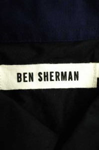 ベンシャーマン Ben Sherman シャツ サイズS メンズ 【中古】【ブランド古着バズストア】