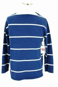 セントジェームス SAINT JAMES ボートネックTシャツ サイズJPN:M メンズ 【中古】【ブランド古着バズストア】