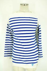 オーチバル ORCIVAL ボートネックTシャツ サイズJPN:3 メンズ 【中古】【ブランド古着バズストア】