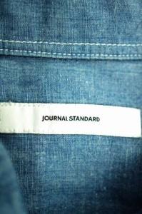 JOURNAL STANDARD(ジャーナルスタンダード) ライトオンスシャンブレーシャツ サイズ[表記無] レディース シャンブレーシャツ 【中古】【
