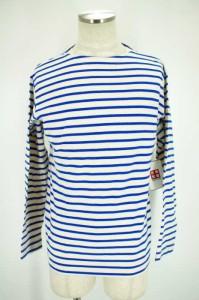 アクロスザヴィンテージ ACROSS THE VINTAGE ボートネックTシャツ サイズ9 メンズ 【中古】【ブランド古着バズストア】