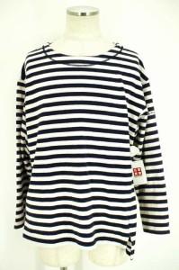 エスプリ ESPRIT ボートネックTシャツ サイズimport:L メンズ 【中古】【ブランド古着バズストア】