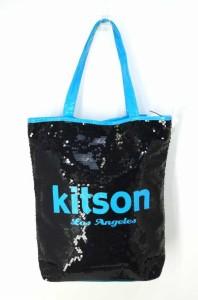 キットソン kitson トートバッグ サイズ表記無 レディース 【中古】【ブランド古着バズストア】