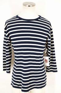 アヴィレックス AVIREX ボートネックTシャツ サイズM メンズ 【中古】【ブランド古着バズストア】