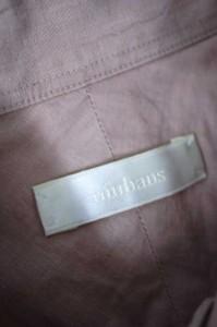 niuhans (ニュアンス) シャツ サイズ1 メンズ 【中古】【ブランド古着バズストア】