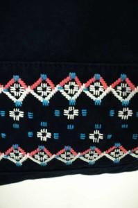 Hollister(ホリスター) タッセル刺繍 サイズ[表記無] レディース トートバッグ 【中古】【ブランド古着バズストア】【031117】