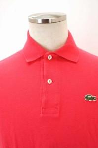 LACOSTE(ラコステ) ワンポイントロゴポロシャツ サイズ[3] メンズ ポロシャツ 【中古】【ブランド古着バズストア】【060118】