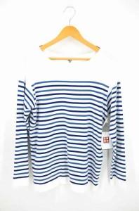 フィルメランジェ FilMelange ボートネックTシャツ サイズ4 メンズ 【中古】【ブランド古着バズストア】