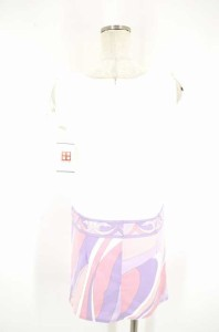 Rady(レディ) 柄切替ノースリーブワンピース サイズ[F] レディース ワンピース 【中古】【ブランド古着バズストア】【080118】