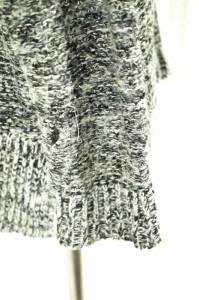 JEANASIS(ジーナシス) ローゲージニットセーター サイズ[表記無] レディース ニット・セーター 【中古】【ブランド古着バズストア】【150