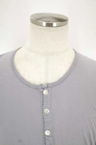 SRIVER (スリヴァー) ヘンリーネックTシャツ サイズ3 メンズ 【中古】【ブランド古着バズストア】