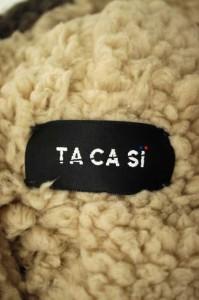 TACASI (タキャシ) ニット ボア サイズ[表記無] レディース スヌード 【中古】【ブランド古着バズストア】【281017】