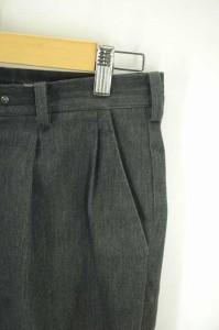 VUTANT (ヴュータント) タックテーパードパンツ サイズ[M] メンズ パンツ 【中古】【ブランド古着バズストア】【150917】