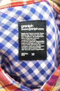 グラニフ graniph シャツ サイズM メンズ 【中古】【ブランド古着バズストア】