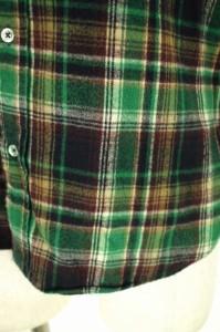 ビューティーアンドユースユナイテッドアローズ BEAUTY & YOUTH UNITED ARROWS ネルシャツ サイズM メンズ 【中古】【ブランド古着バズス