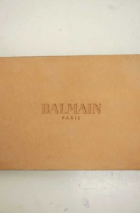 バルマン BALMAIN ベルト サイズ38 レディース 【中古】【ブランド古着バズストア】