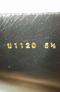 Union Imperial (ユニオン インペリアル) U1120 チャッカブーツ サイズ[6 1/2] メンズ プレーントウ 【中古】【ブランド古着バズストア】