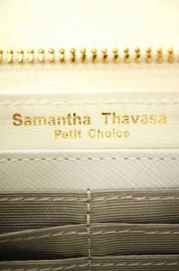 Samantha Thavasa Petit Choice(サマンサタバサプチチョイス) 長財布 ウォレット サイズ[表記無] レディース 長財布 【中古】【ブランド