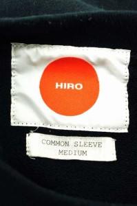 HIRO(ヒロ) COMMON SLEEVE プリントスウェットプルオーバー サイズ[M] メンズ スウェット・トレーナー 【中古】【ブランド古着バズストア