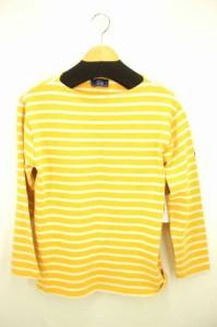 セントジェームス SAINT JAMES ボートネックTシャツ サイズUS:36 メンズ 【中古】【ブランド古着バズストア】