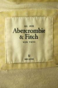 アバクロンビーアンドフィッチ Abercrombie & Fitch カーディガン サイズM レディース 【中古】【ブランド古着バズストア】