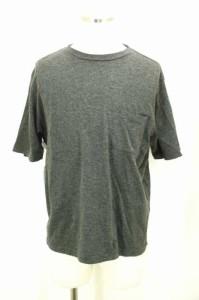 コモリ COMOLI ボートネックTシャツ サイズ2 メンズ 【中古】【ブランド古着バズストア】