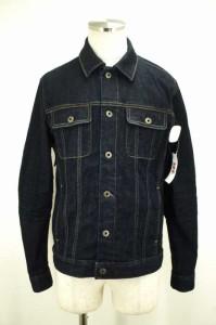 AG / ADRIANO GOLDSCHMIED(エージー/アドリアーノ・ゴールドシュミット) Dart Jacket サイズ[S] メンズ デニムジャケット 【中古】【ブラ