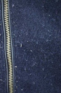 ZARA MAN(ザラマン) レザー切替 サイズ[EUR M USA M MEX 40] メンズ ブルゾン・ジャンパー 【中古】【ブランド古着バズストア】【181017