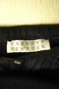 BARNEYS NEWYORK(バーニーズニューヨーク) 異素材切替  サイズ[38] レディース ニット・セーター 【中古】【ブランド古着バズストア】【
