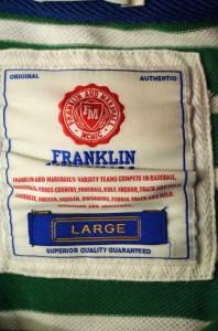フランクリンマーシャル FRANKLIN&MARSHALL ポロシャツ サイズL メンズ 【中古】【ブランド古着バズストア】