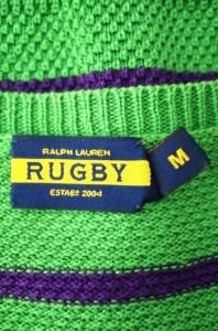 Rugby Ralph Lauren(ラグビーラルフローレン) - サイズ[M] レディース カーディガン 【中古】【ブランド古着バズストア】【250118】