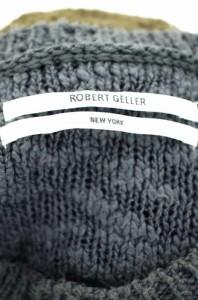 ROBERT GELLER(ロバートゲラー) 配色ローゲージニットトップス サイズ[M] メンズ トップス 【中古】【ブランド古着バズストア】【111116