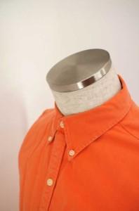 RALPH LAUREN(ラルフローレン) 刺繍入りボタンダウンシャツ サイズ[13] メンズ シャツ 【中古】【ブランド古着バズストア】【060517】
