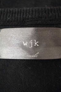 wjk(ダブルジェイケイ) - サイズ[S] メンズ ニット・セーター 【中古】【ブランド古着バズストア】【260917】