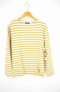 アーバンリサーチ URBAN RESEARCH ボートネックTシャツ サイズ40 メンズ 【中古】【ブランド古着バズストア】