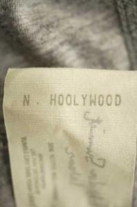 エヌハリウッド N.HOOLYWOOD クルーネックTシャツ サイズ36 メンズ 【中古】【ブランド古着バズストア】