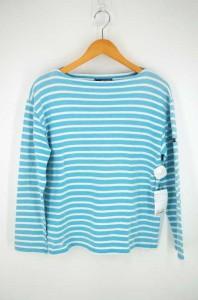 セントジェームス SAINT JAMES ボートネックTシャツ サイズS 34 メンズ 【中古】【ブランド古着バズストア】
