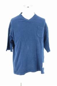 ボートメイクニュークローズ VOTE MAKE NEW CLOTHES VネックTシャツ サイズSMALL メンズ 【中古】【ブランド古着バズストア】