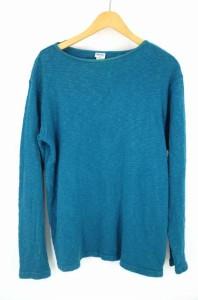 Tieasy (ティージー) ボートネックTシャツ サイズ5 メンズ 【中古】【ブランド古着バズストア】