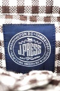 ジェイプレス J.PRESS シャツ サイズL メンズ 【中古】【ブランド古着バズストア】
