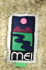MEI(エムイーアイ) もこもこリュックサック バックパック サイズ[表記無] メンズ バックパック 【中古】【ブランド古着バズストア】【261