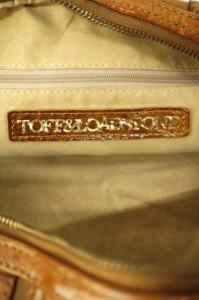 TOFF & LOADSTONE(トフアンドロードストーン) ショルダーボストンバッグ サイズ[表記無] レディース ショルダーバッグ 【中古】【ブラン